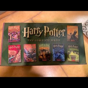 Harry Potter Complete Book Series